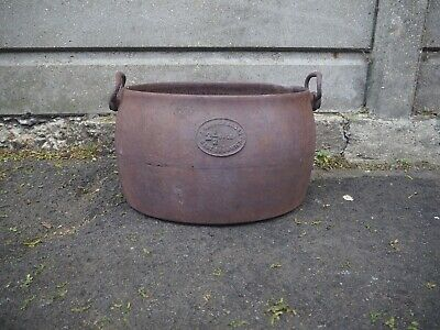Vintage Kenrick And Sons Gypsy Pan Cooking Pot