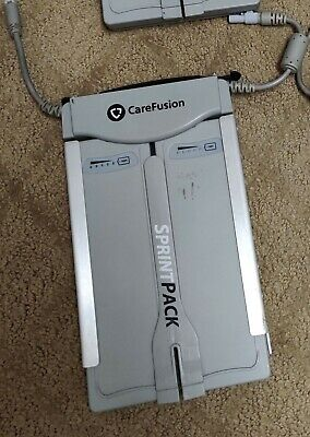 CareFusion LTV Sprint Pack Lithium Ion - 18407-001 - With Batteries! Nice Shape!