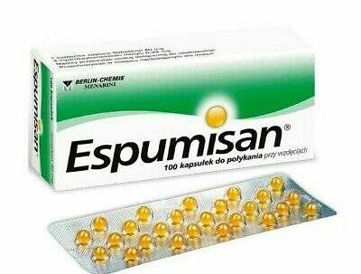 Espumisan 40mg 100 tabs Stomach Aches Colic UK STOCK FAST DELIVERY