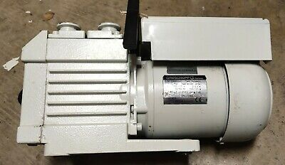 Leybold D1.6B Trivac Rotary Vane Dual Stage Mechanical Vacuum Pump