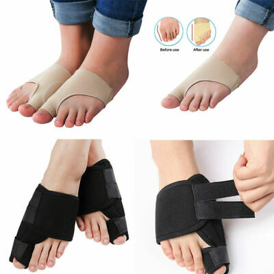 Big Toe Bunion Protector Support Bunions Blisters Gout Hallux Valgus Foot Pain