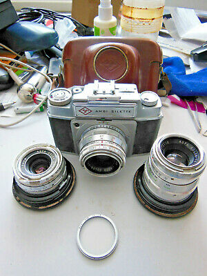 Agfa Ambi Silette Outfit (1957-59)