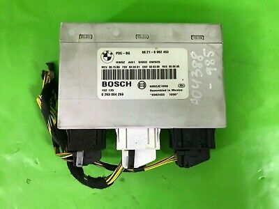 Bmw 1 Series E87 Lci E81 Pdc Module Parking Distance Control 6982403 2008-2011