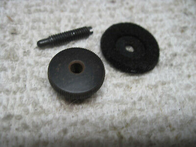 Singer Sewing 221 301 401a 500a 503a Bottom Cover Mounting Screw Nut & Felt