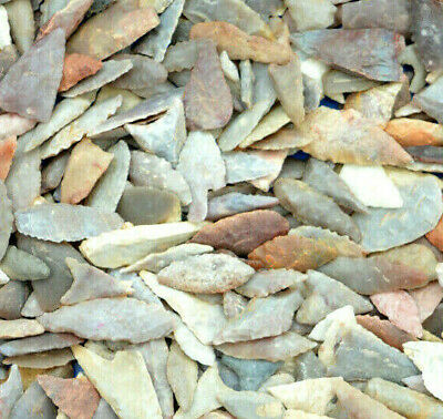 Just In New Stock..... Ancient Stone Age Arrowheads! Neolithic Flint Tools