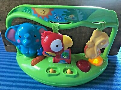 Fisher Price Rainforest Jumperoo Lights & Music Toy Replacement Part