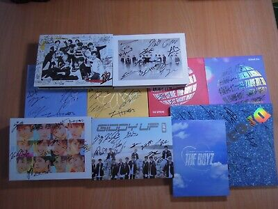 THE BOYZ OLD (Promo) with Autographed (Signed)