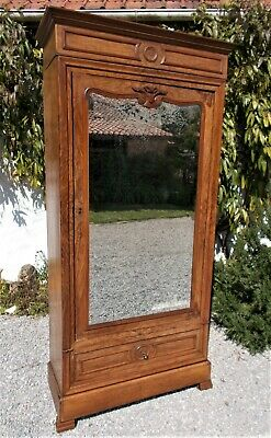 Antique wardrobe,bonnetiere,armoire,wardrobe, French display case, books,china,,