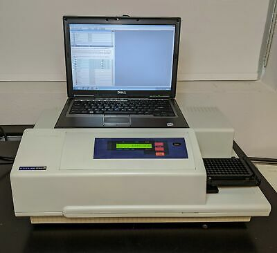 Molecular Devices SpectraMAX Gemini XPS Microplate Reader + Software + Warranty