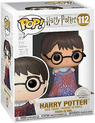 Funko Pop!  Harry Potter - Harry with Invisibility Cloak 112 48063 In stock