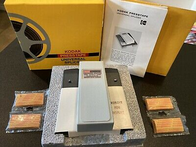 Kodak Presstape Universal Splicer for 8mm/Super8mm/16mm- vintage