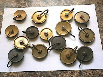 15 Longcase Grandfather Clock  Line Spools