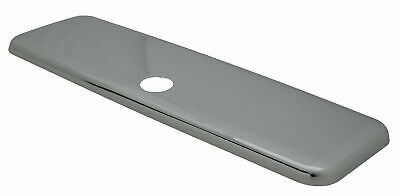 GG Drivers Lower Dash Cover for Freightliner Century 1997 & Newer Chrome #68729