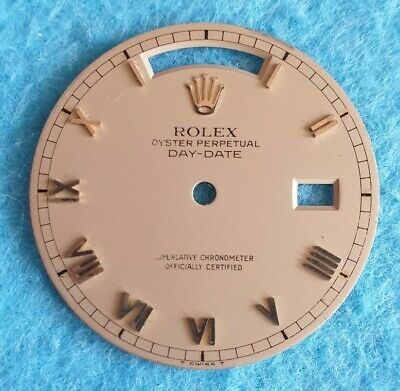 Vintage Rolex DAY-DATE  dial For Parts