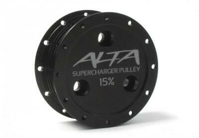 Mini Cooper S 2002-2008 ALTA Performance Supercharger Pulley (15% Reduction)