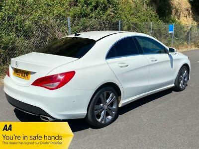 2013 MERCEDES CL CLA180 SPORT SALOON Petrol Manual