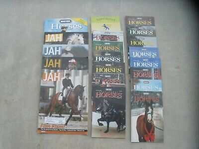"21- Breyers ""Just About Horses"" Jah Magazines"