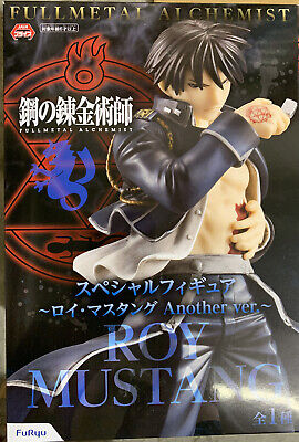 Fullmetal Alchemist Official Licensed Roy Mustang figure By Furyu