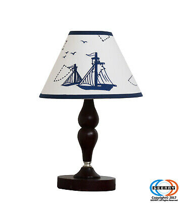 Nautical Explorer  Lamp Shade Without Base By GEENNY