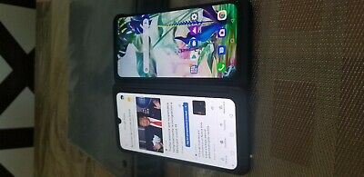 LG G8X ThinQ LMG850UM9 - 128GB - Black (Sprint) (Single SIM)