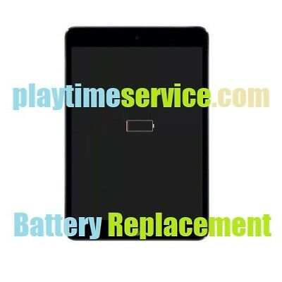 Apple iPad 6 Battery Replacement Service