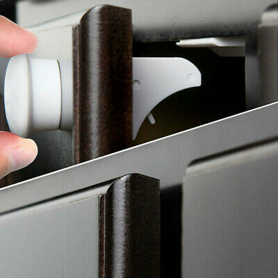 Invisible Child Safety Magnetic Lock Baby Pet Proof Cupboard Door Drawer Set