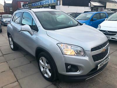 2013 Chevrolet Trax 1.7 VCDi LT 5dr HATCHBACK Diesel Manual