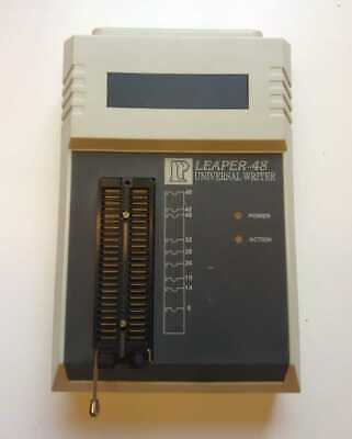 Leaper-48 Universal Programmer for EPROM, E2PROM, Microcontrollers