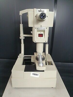 Reichert 12415 NCT Non Contact Tonometer with D&A Height Adjustable Table
