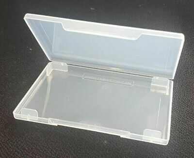 Business Card Holder Case Plastic Credit Card ID Pocket Wallets UK Manufactured