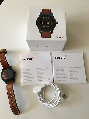 Fossil Q Marshal Smart Watch