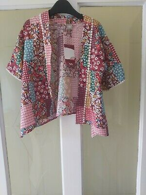 Girls Lightweight Summer Cardigan  New With Tags On Size 3 Years