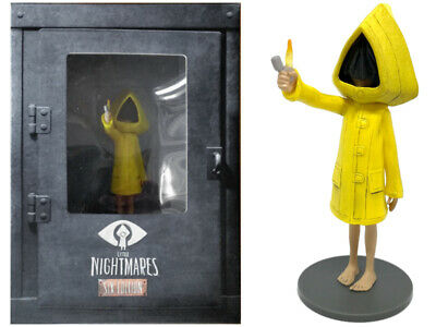 NEW COLLECTOR'S LIMITED EDITION FIGURE LITTLE NIGHTMARES SIX EDITION 10 cm