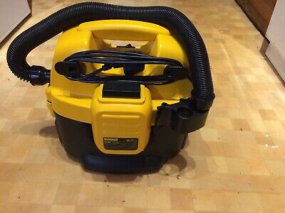 Dewalt DC500 Wet And Dry Vacuum Cleaner And Blower. Works on battery only.12-18v