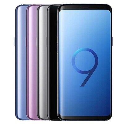 Samsung Galaxy S9 Plus (SM-G965F) 128GB Unlocked Various Colours