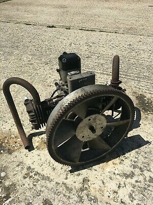 Twin Cylinder Norman Stationary Engine