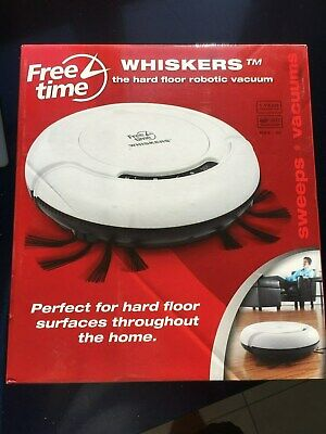 Robot floor cleaner ( Whiskers by Free Time )