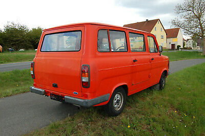 Ford Transit MK2 Facelift, FT 100 Fensterbus