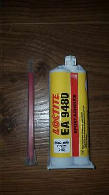 REAL Loctite 2056022 EA 9480 A&B (2:1) Dual Cartridge Epoxy Adhesive 50ml