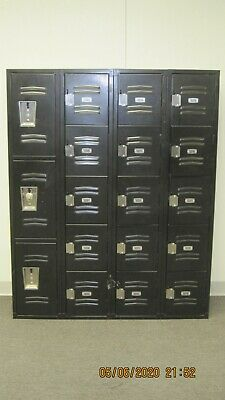Metal Locker Units for Gym, School, Work Location, Home Storage