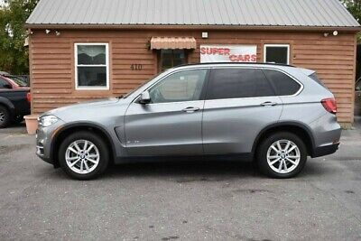 2014 BMW X5 sDrive 35i 3.0 Inline 6 Twin Turbo Clean CarFax! 2014 BMW SUV Panoramic Moon Roof Navigation Leather Rear Camera Loaded!