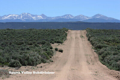 Colorado land 38 acres/ Owner finance/Low monthly payments/Mountain views!