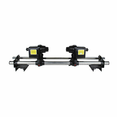 """110V 64"""" Automatic Media Take up Reel SD64 Two Motors for Mutoh/ Mimaki Printer"""