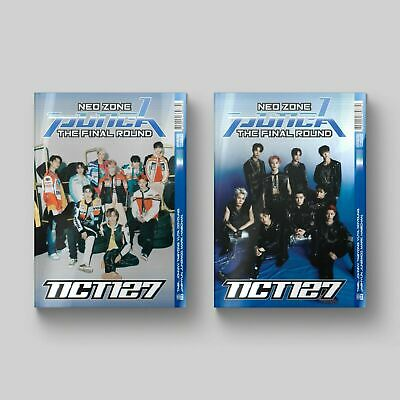 NCT 127 - NCT #127 Neo Zone: The Final Round CD+Postcard+Free Gift+Tracking no.