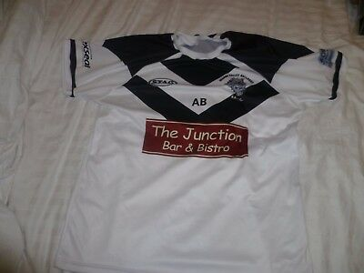 Dearne Valley Bulldogs Arlfc Rugby Shirt Size Large L