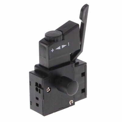 FA2-6/1BEK Lock on Power Electric Drill Speed Control Trigger Button Switch