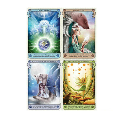 Conscious Spirit Oracle Cards Playing Board Game Oracle Cards