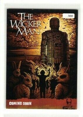 54 Card Basic//Base Set Unstoppable Cards 2014 The Wicker Man