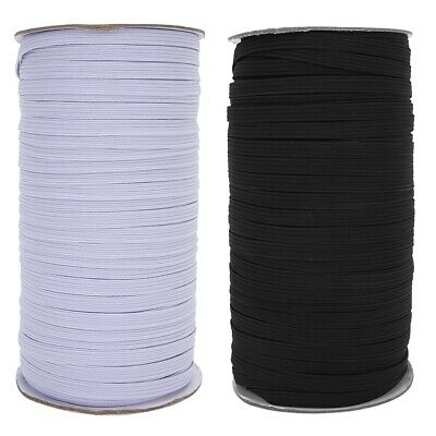 Flat&Round Elastic Cord - DIY Sewing Stretch Bungee Cord -1.5mm,6mm,7mm Diameter