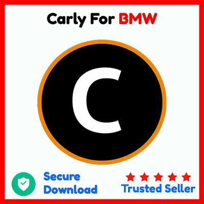 Carly Pro for BMW Full ⭐ Genuine Android APP 📱 Lifetime Subscription